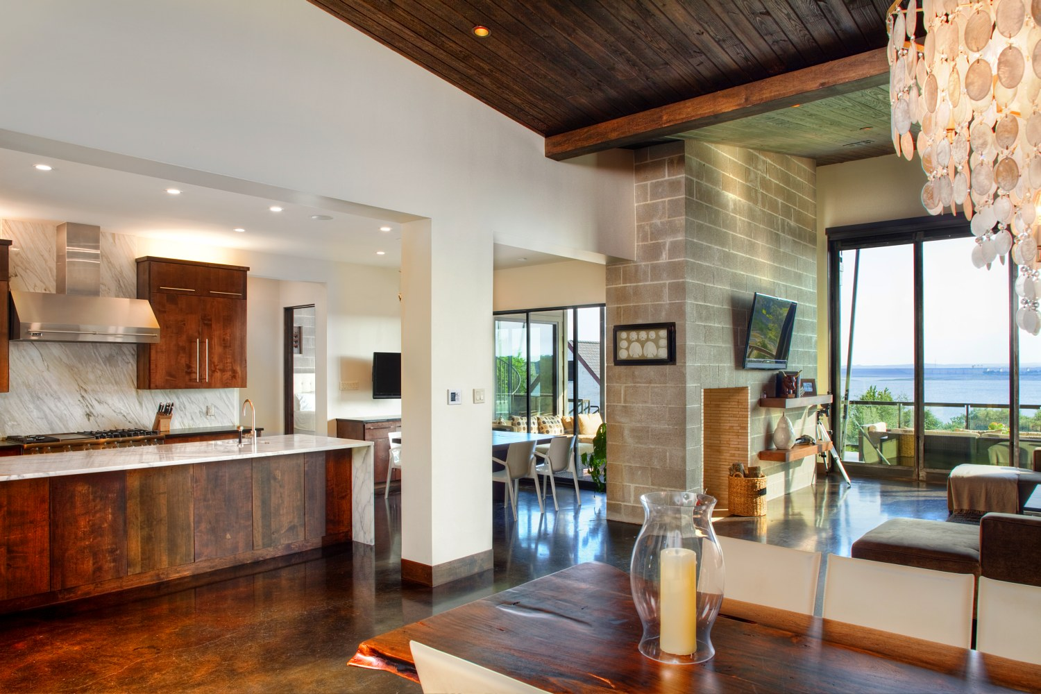 Architecture Home Modern Industrial family
