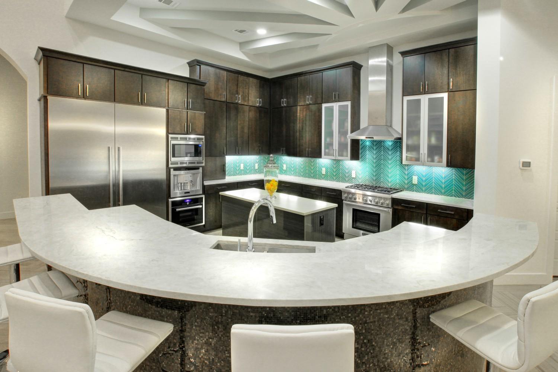 Architecture Home Contemporary modern kitchen