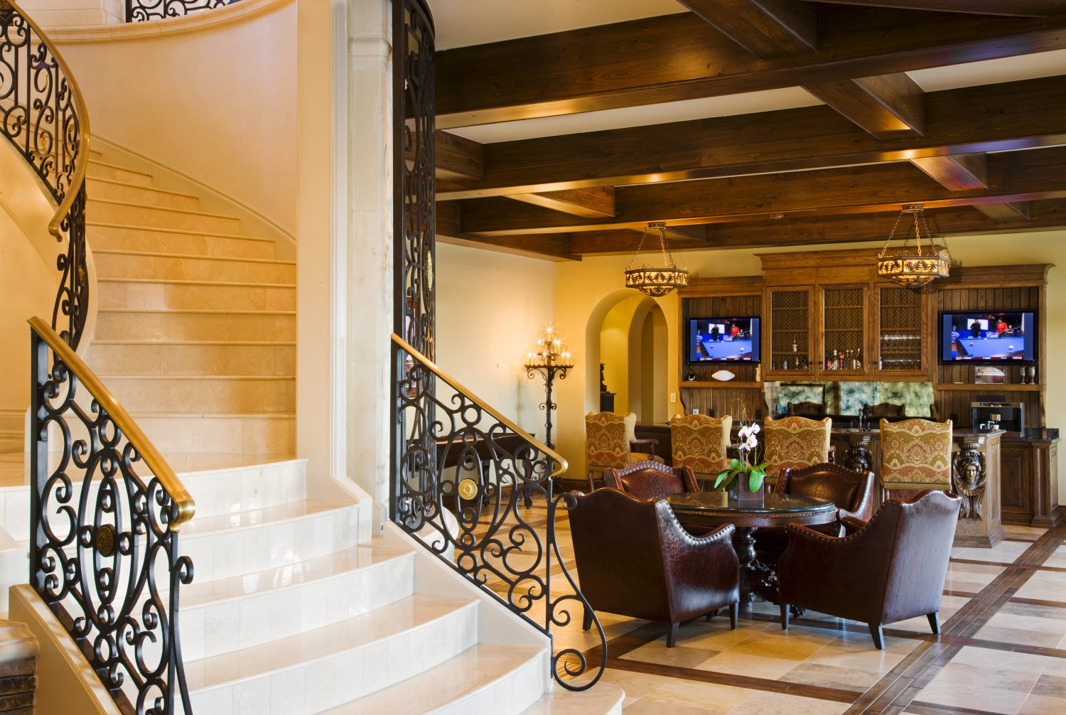 Architecture-Home-Lakeside-Estate-21- game room.jpg