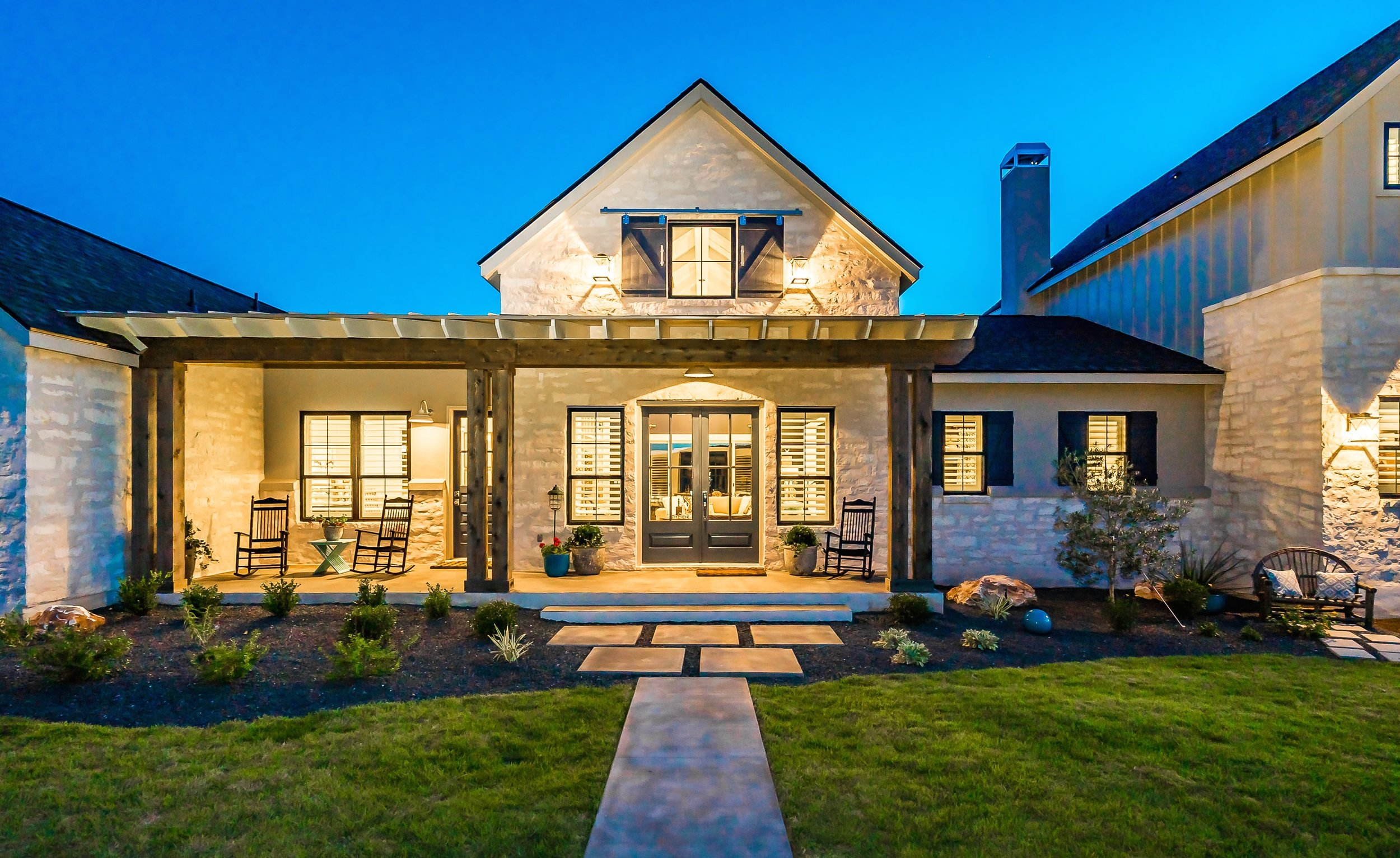Classic Farmhouse