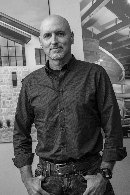Steve Courtney, RA  Project Architect, Designer  Texas Tech University Bachelor of Architecture 1992