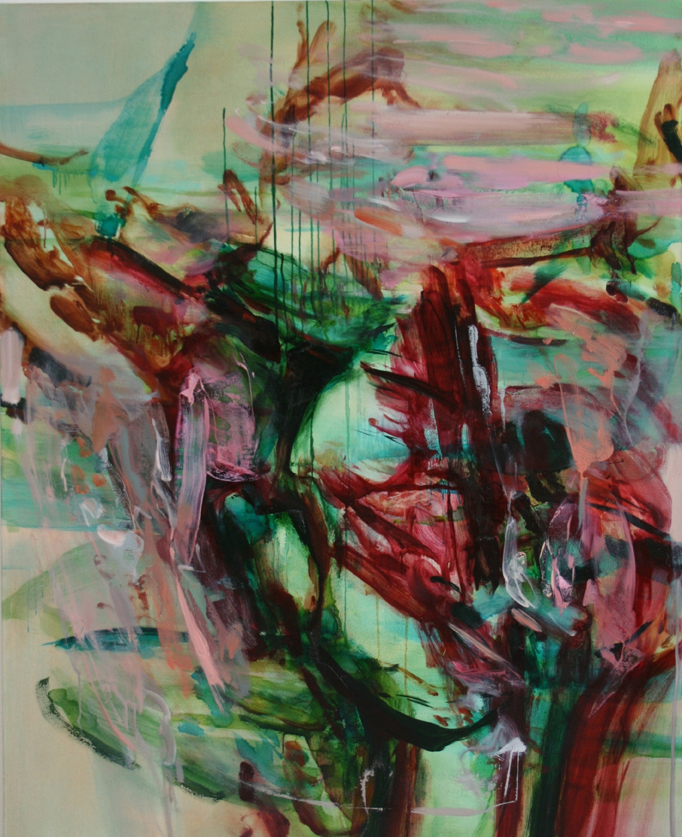 Untitled #3  2011  oil on canvas  152.5 x 122 cm
