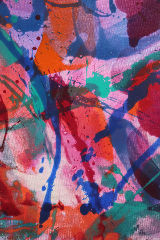 Distemper Composition I  detail