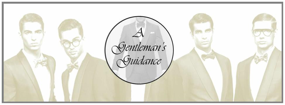 BRAND SPOTLIGHT BY A GENTLEMAN'S GUIDANCE