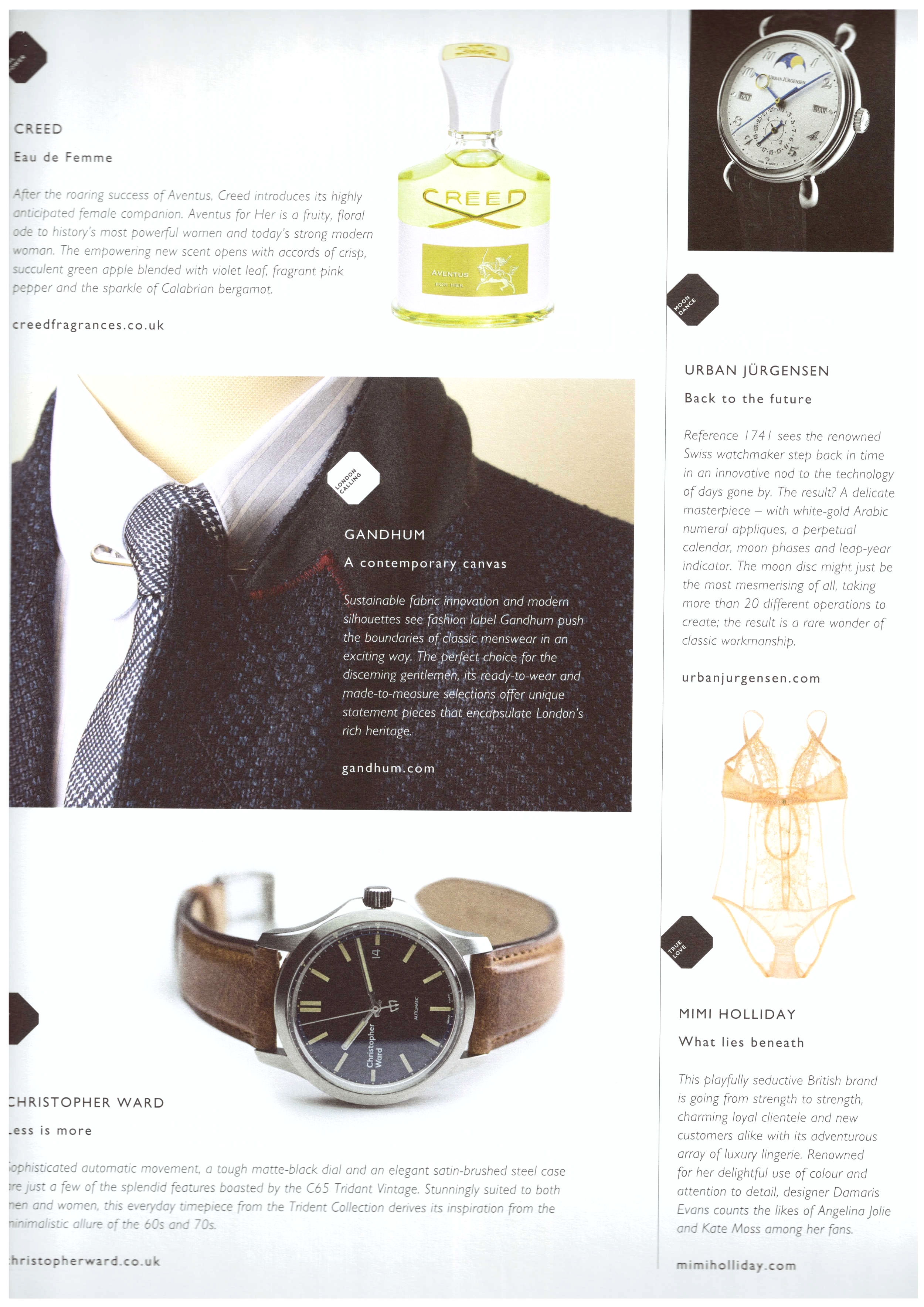 Quintessentially Magazine Issue 40 - Luxe List