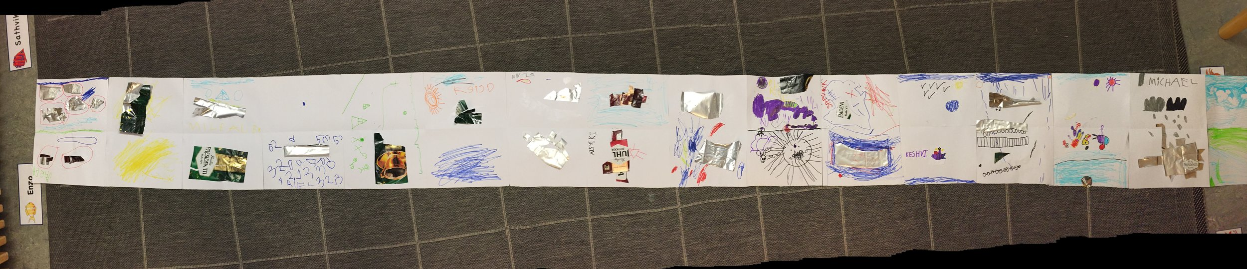 Here's a panoramic view of K1's world!