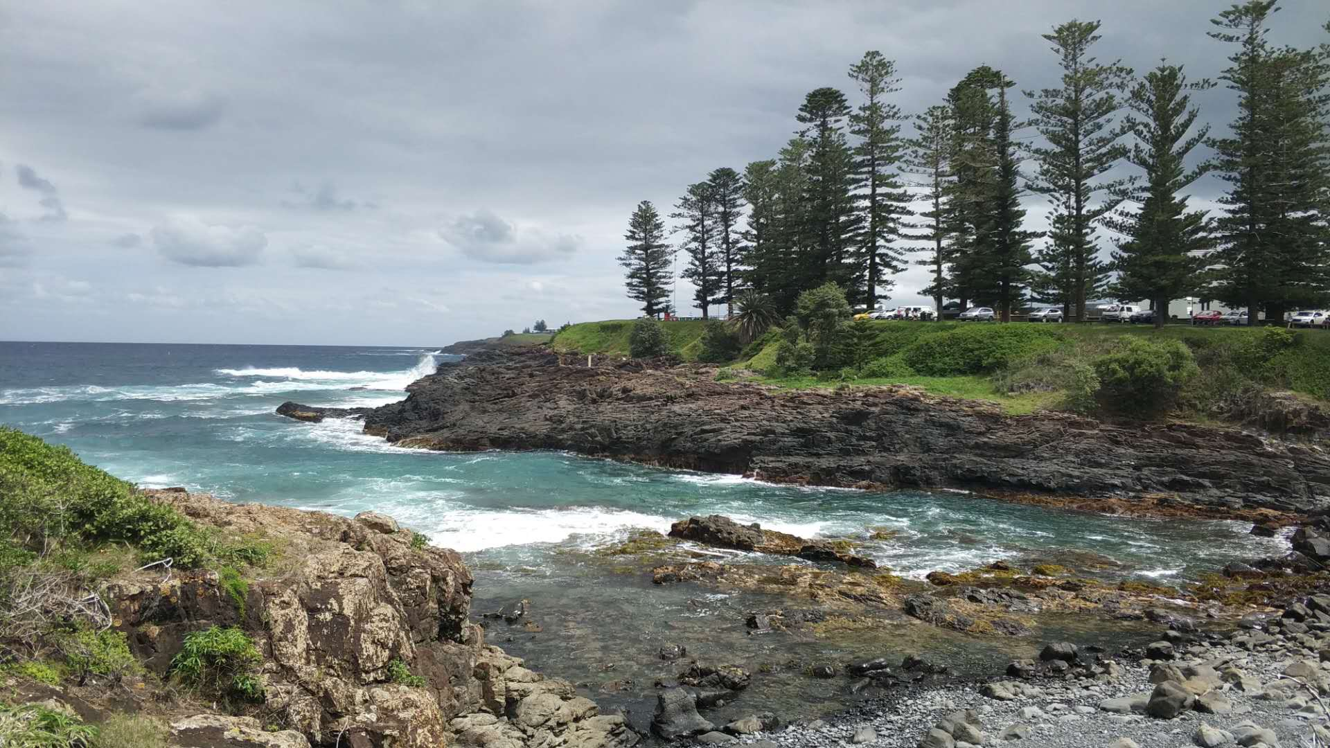 "Photo by Susie, ""Kiama Beach, Australia"""