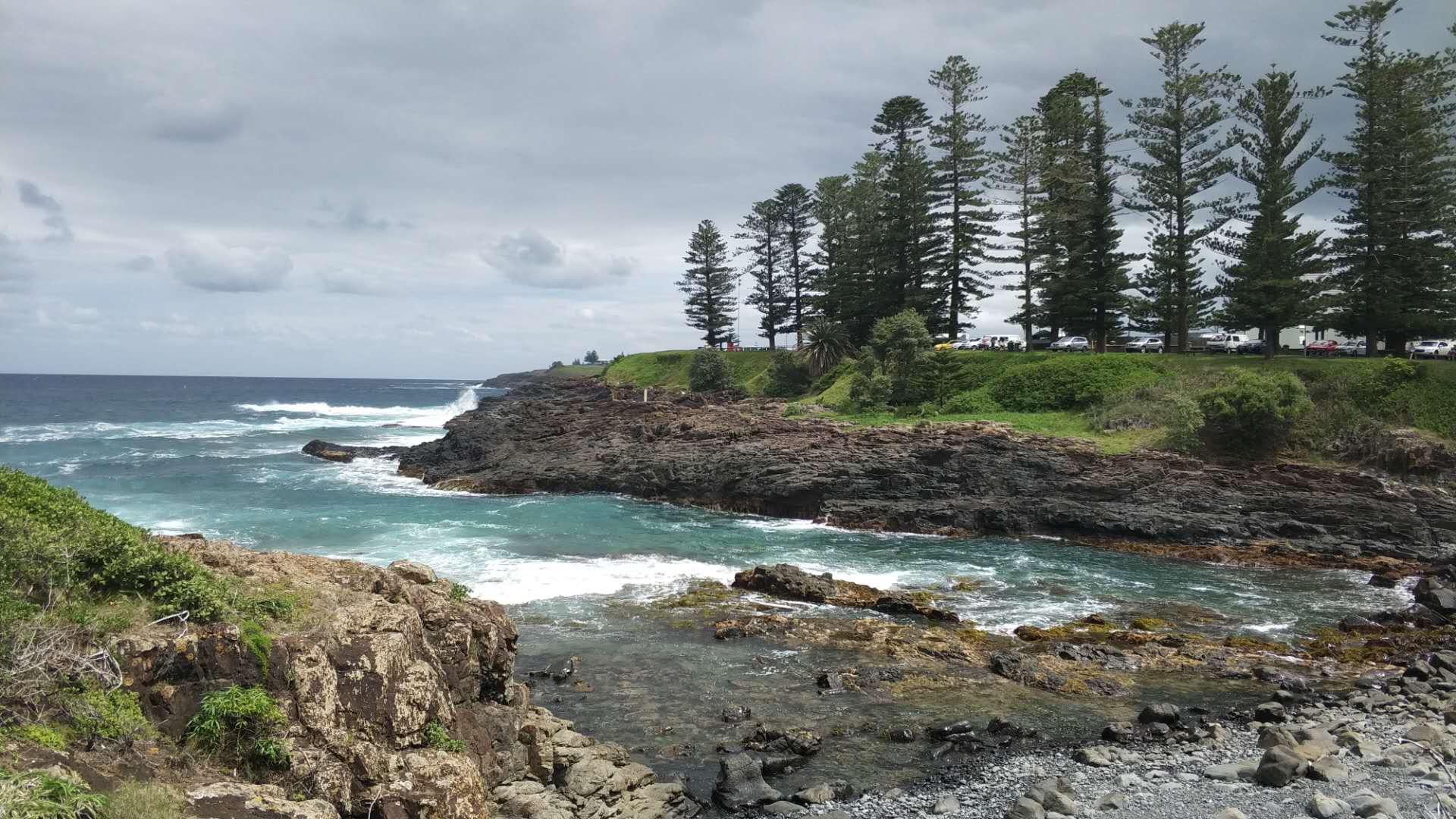 "Photo by Susie, ""Kiama Beach, Australia"""