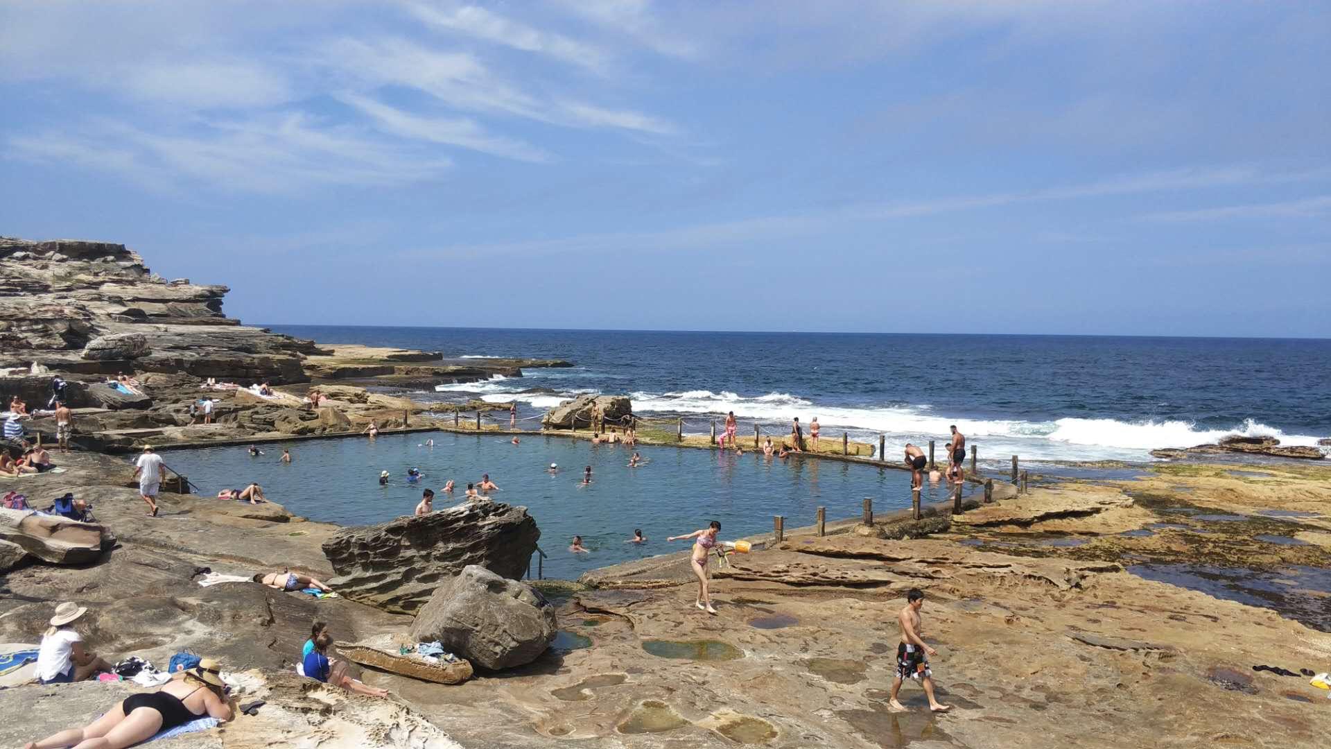 "Photo by Susie, ""Maroubra Beach, Australia"""