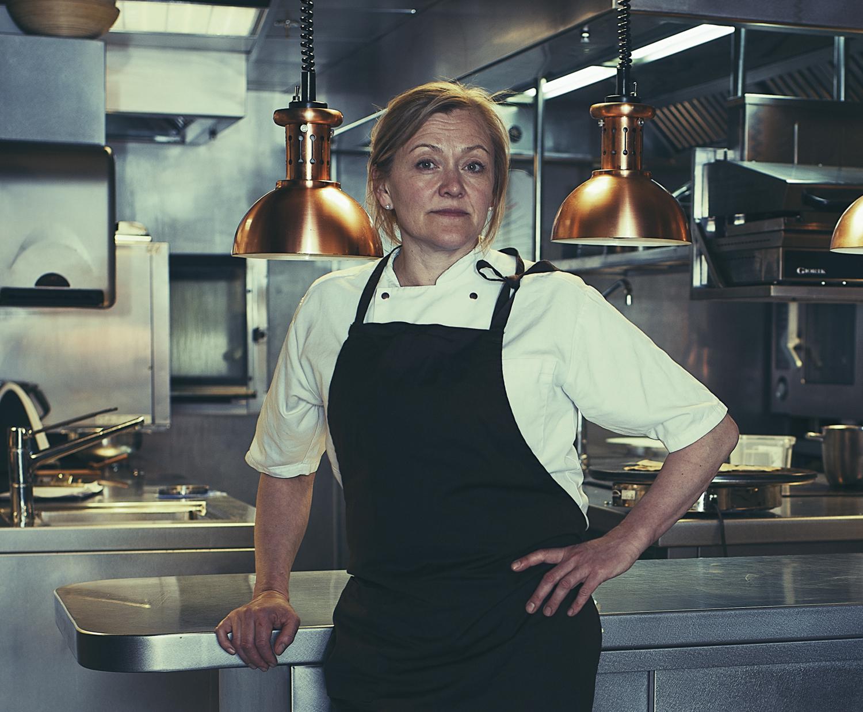 Heidi Bjerkan startet Credo restaurant i hjembyen for snart 17 år siden.