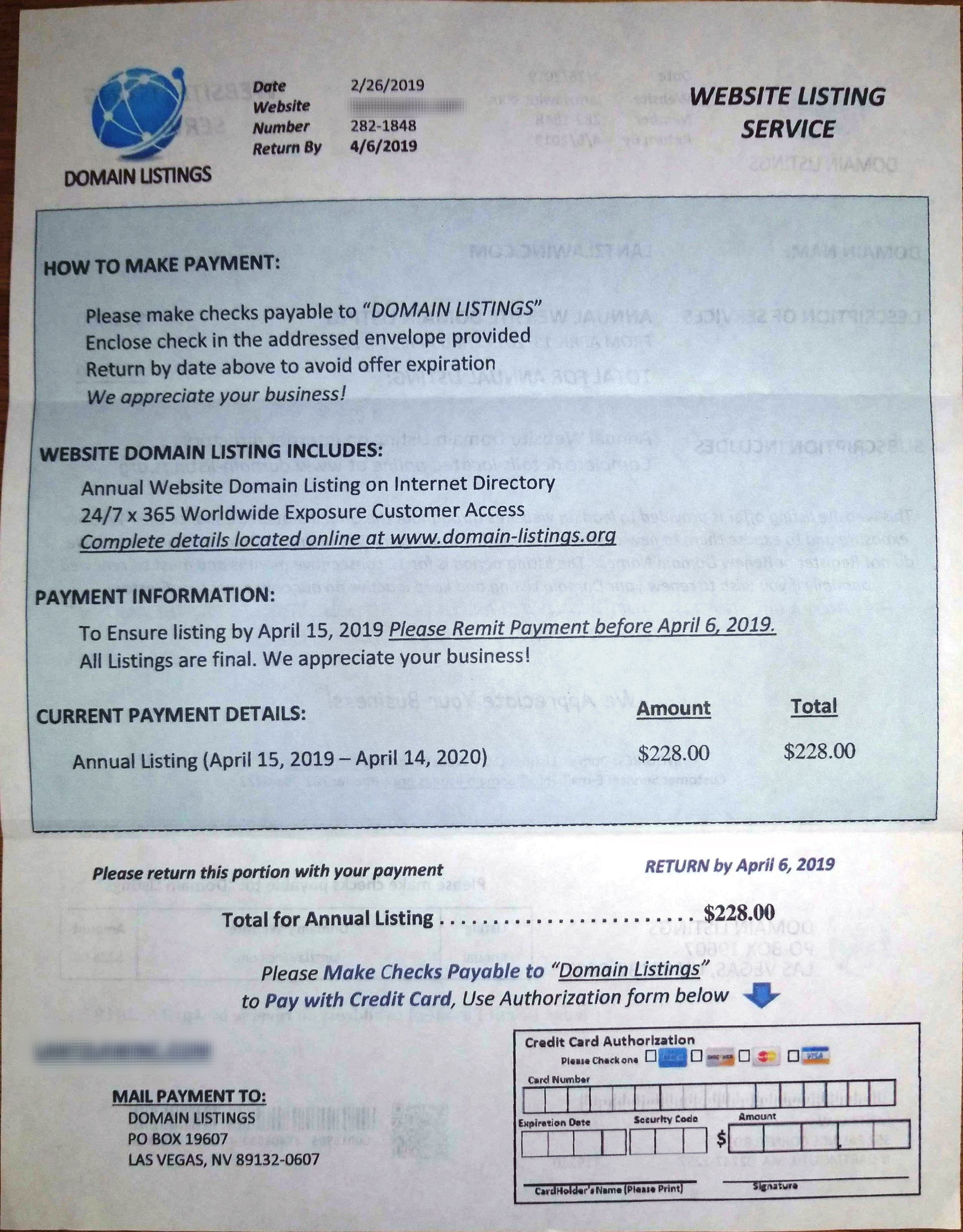Domain listings scam letter back.jpg