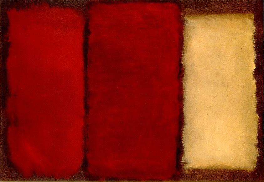 Mark Rothko,  Untitled , 1958