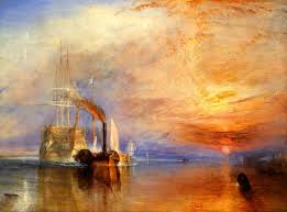The Fighting Temeraire Tugged to Her Last Berth to be Broken Up,  1838