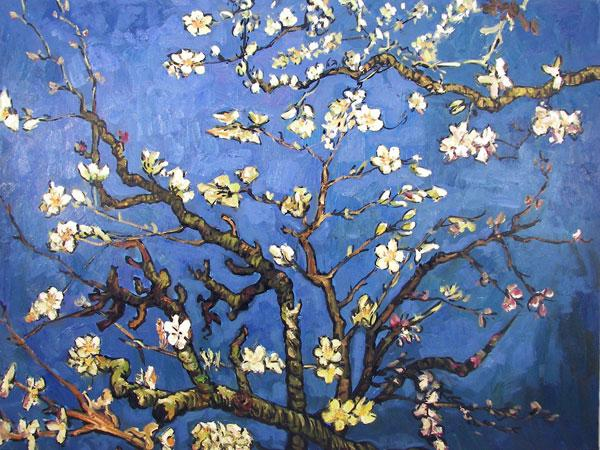 Branches with Almond Blossom , 1890