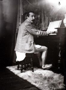 Paul Gauguin, c 1895