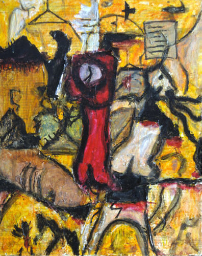 Domestic Hell (The LivingRoom) , 1997