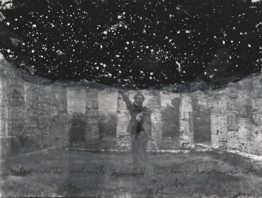 Anselm Kiefer, The Starry Heavens Above Us, The Moral Law Within, 1969/2010