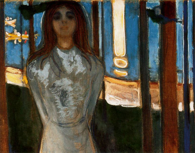 The Voice (Summer Night) , 1896