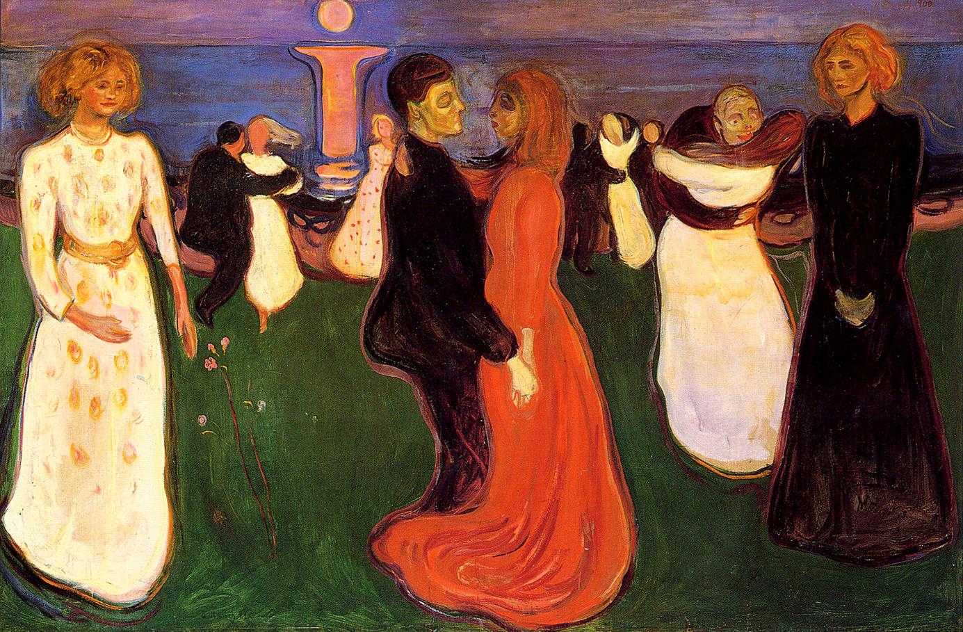 Dance of Life , 1899