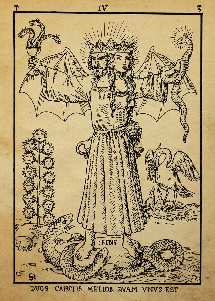 7 conjunction alchemy_woodcut.jpg