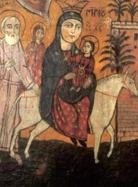 14 Coptic Escape Into Egypt.jpg