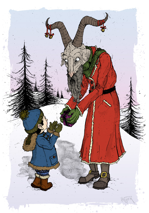 4 Yule Goat by David Procter.jpg