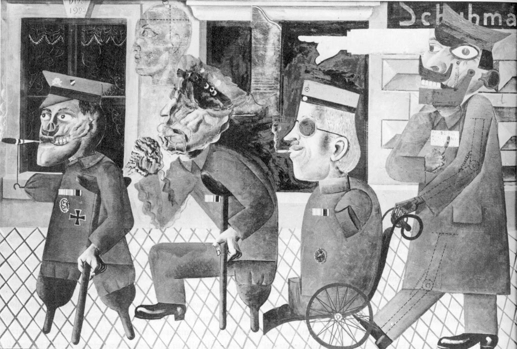 War Cripples , 1920