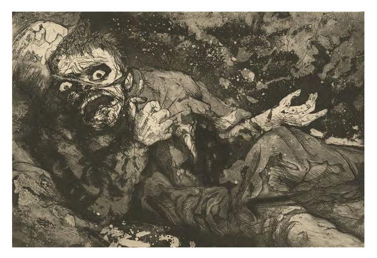 The War, 1924