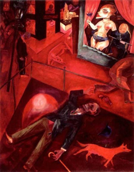 Suicide, 1916