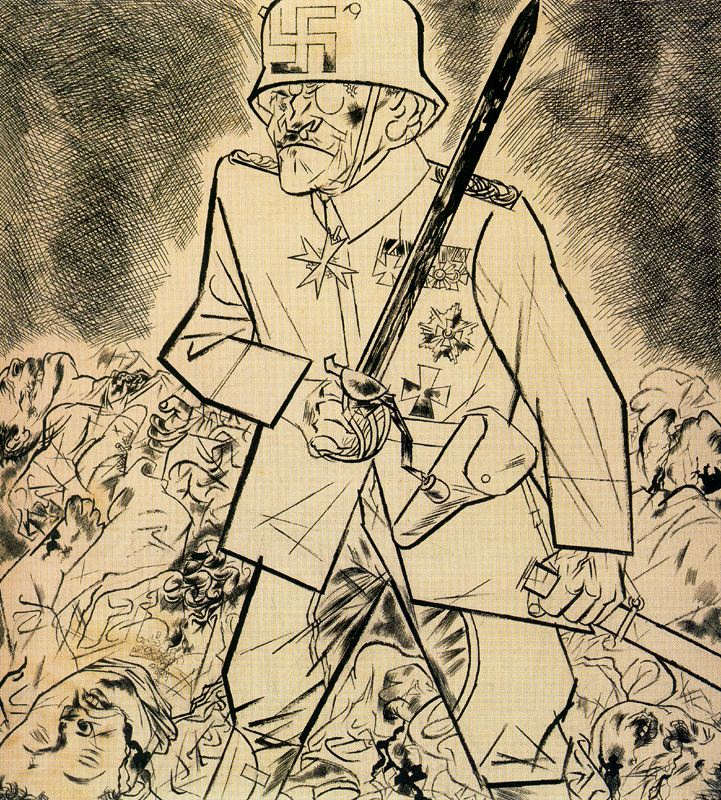 The White General, 1919