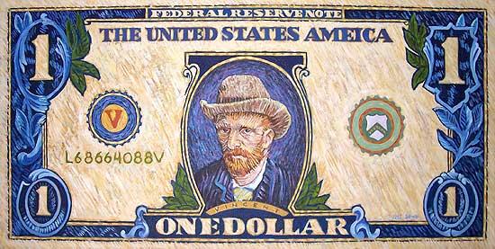 Robert Dowd,  Pop Art Money .