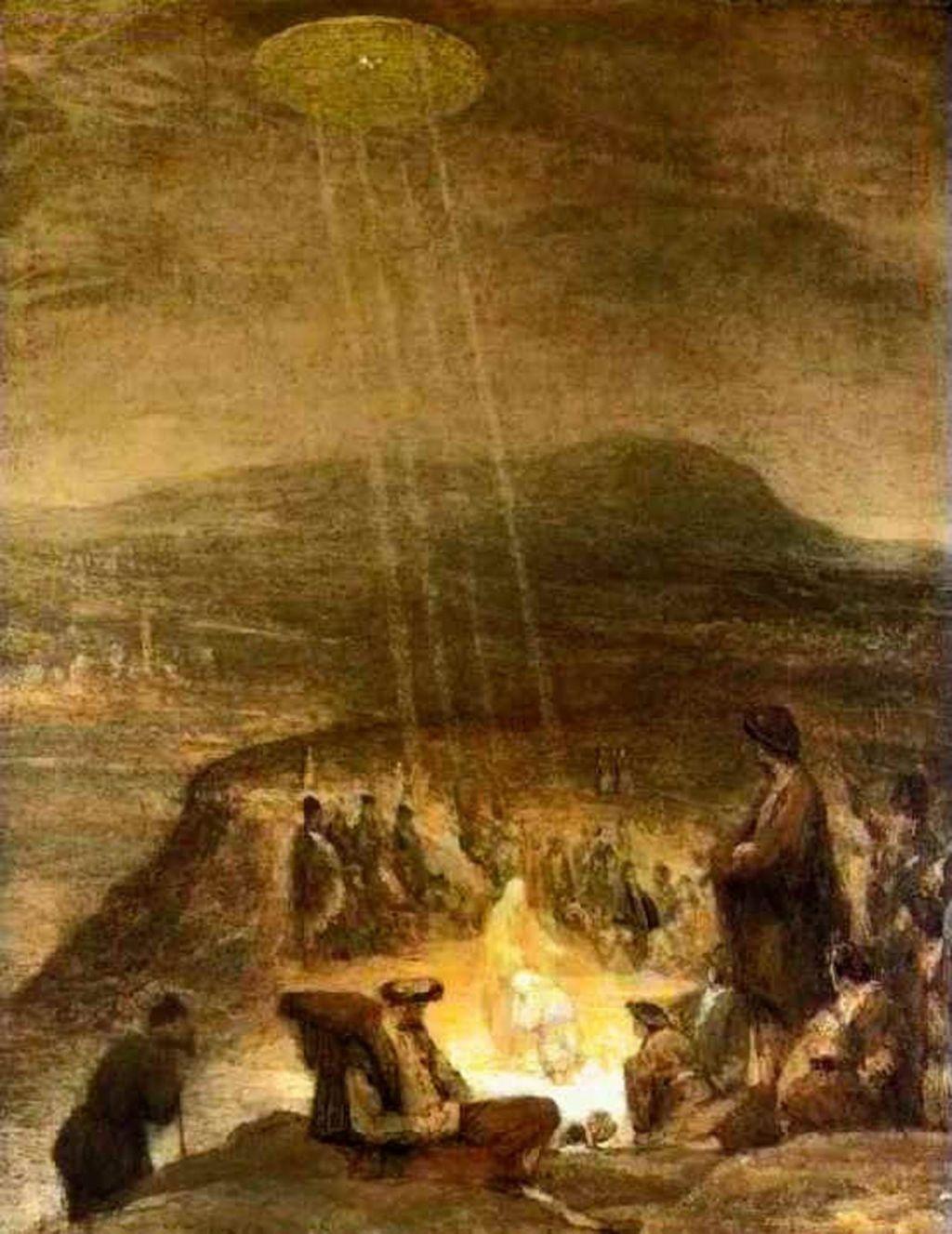 Aert DeGelder, Baptism of Christ, c 1710.