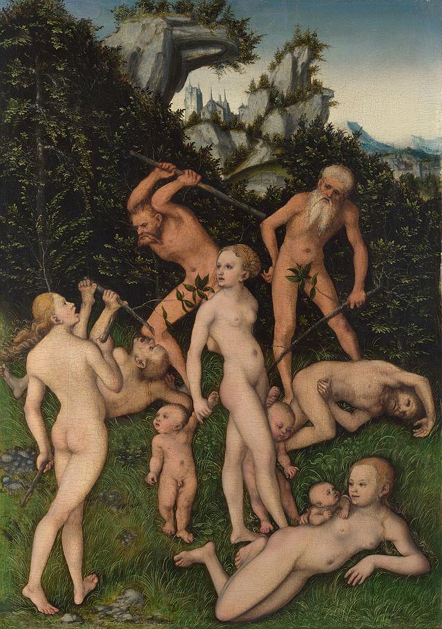Close of the Silver Age, c 1535