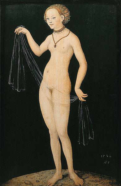 Venus, 1532