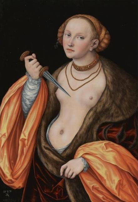 Lucretia, 1537