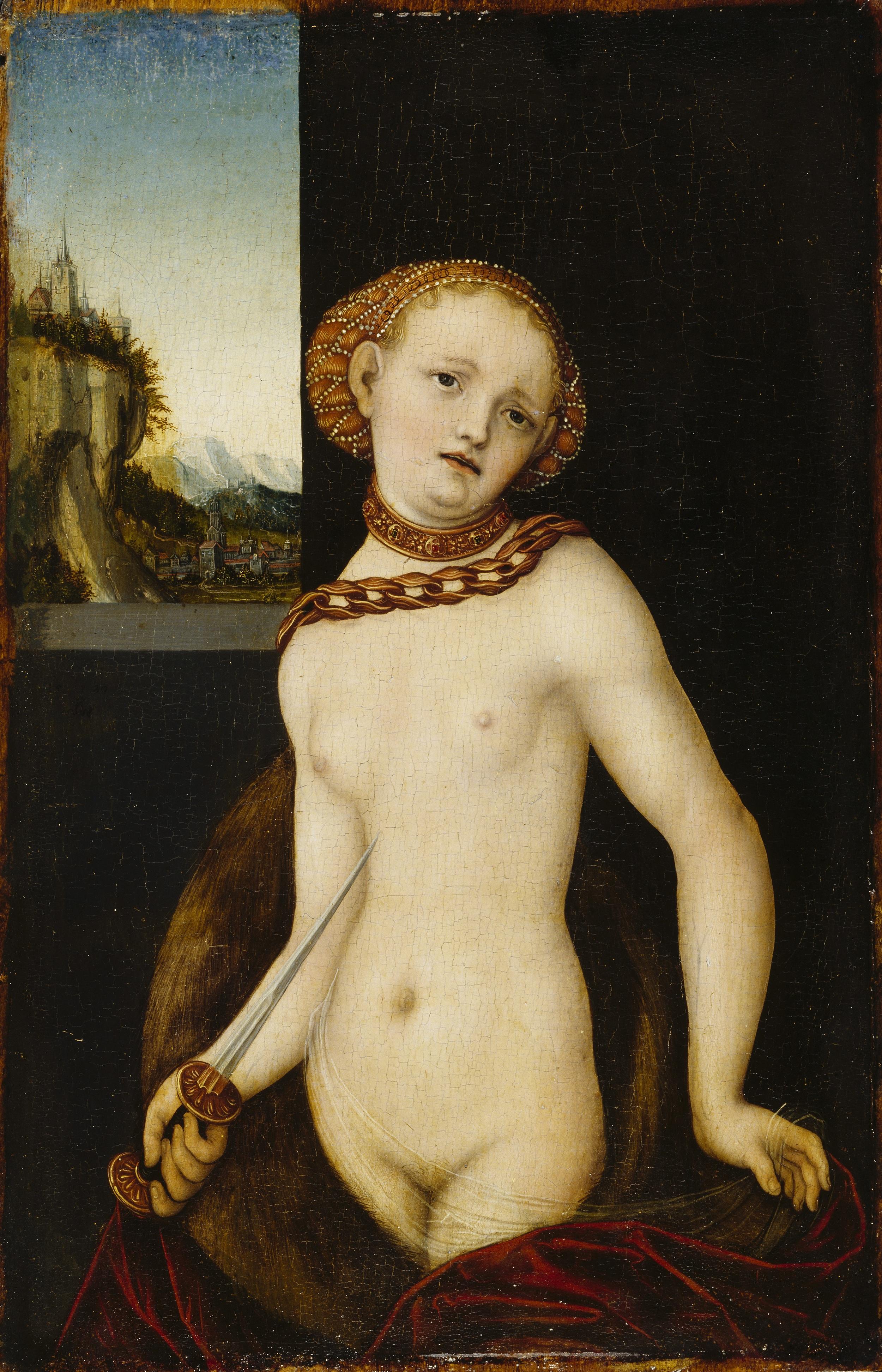 Lucretia, 1530