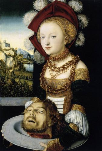 Salome, c 1530