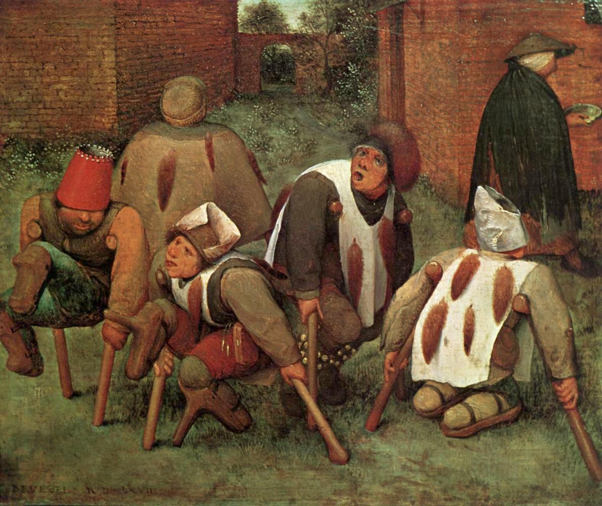 The Cripples, 1568