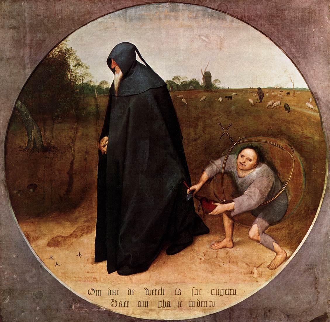 The Misanthrope, 1568