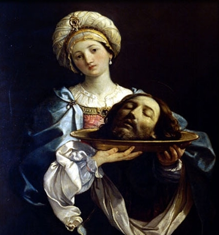 Herodias with the Head of John the Baptist