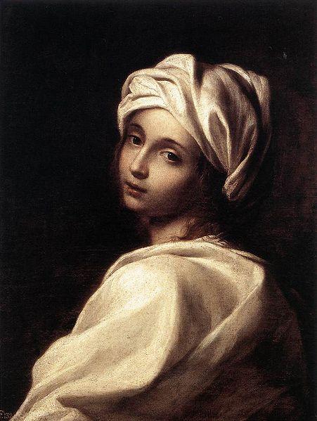 Portrait of Beatrice Cenci, c 1662