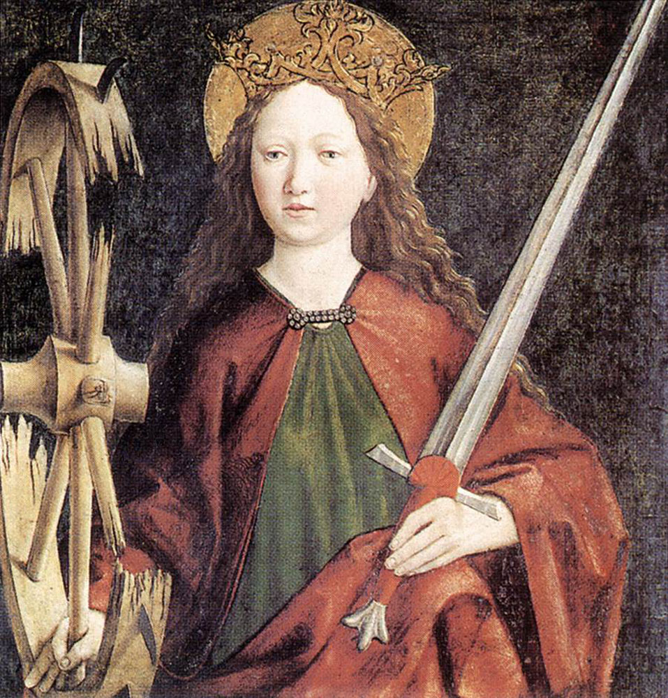 9 St Catherine of Alexandria 3.jpg