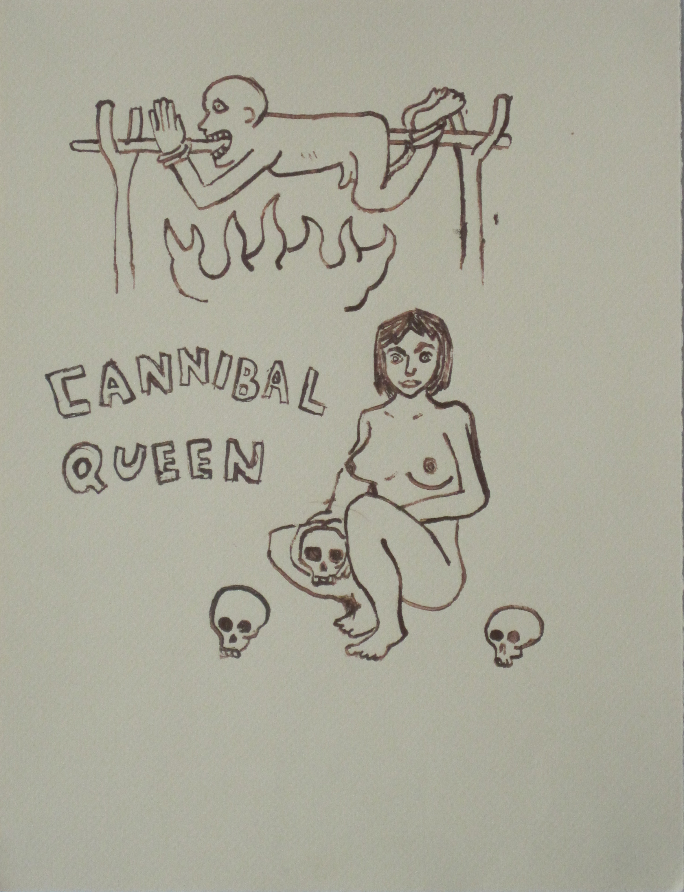 Cannibal Queen
