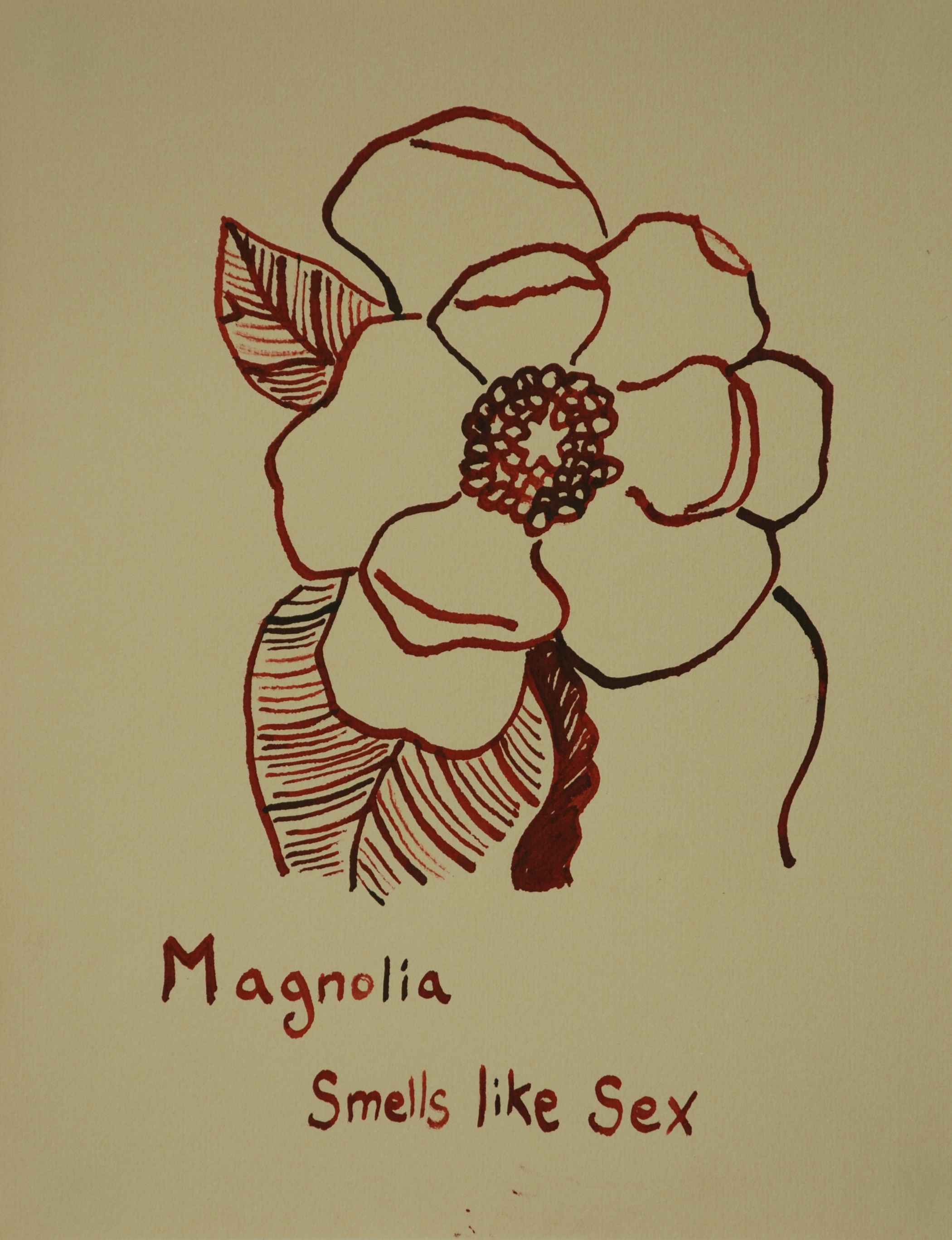 Magnolia Smells Like Sex
