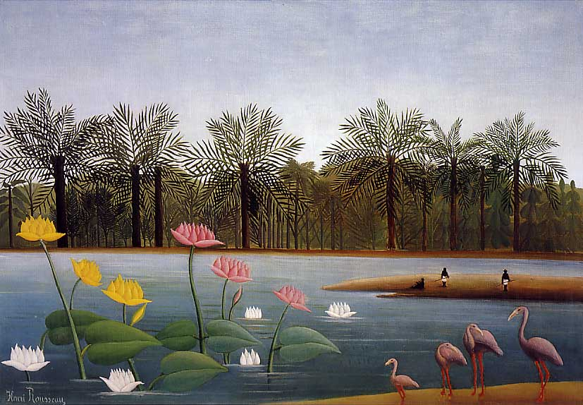 The Flamingos, 1907