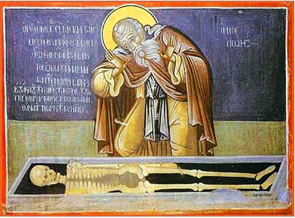 7 Saint Sisoes and Alexander's Bones.JPG