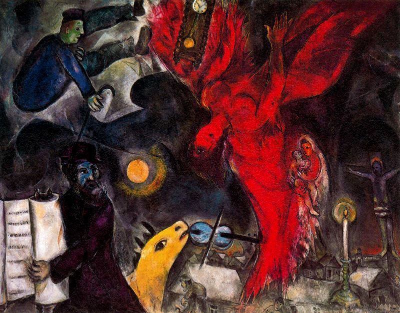 The Falling Angel, 1923 - 1947