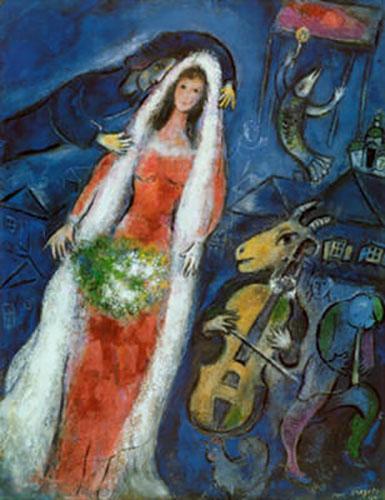 La Mariee (the Bride), 1950