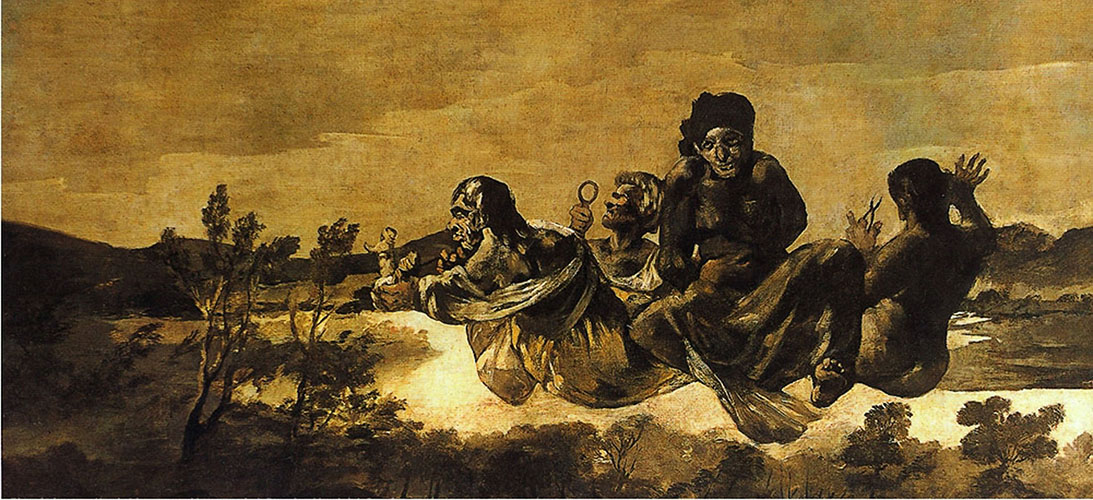 Atropos (The Fates), c 1823