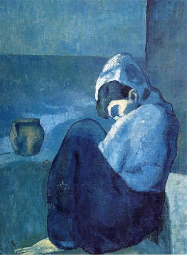 Crouching Woman, 1902